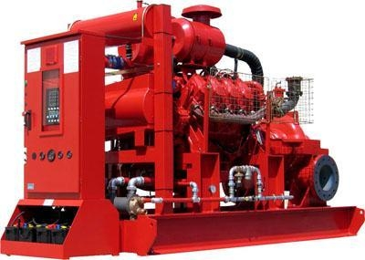 China Diesel Fire Pump(pdf)