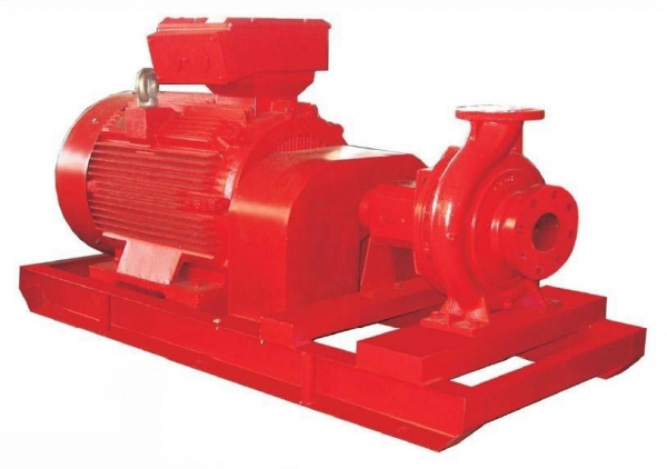 China Electric Fire Pump End-suction Type(pdf)