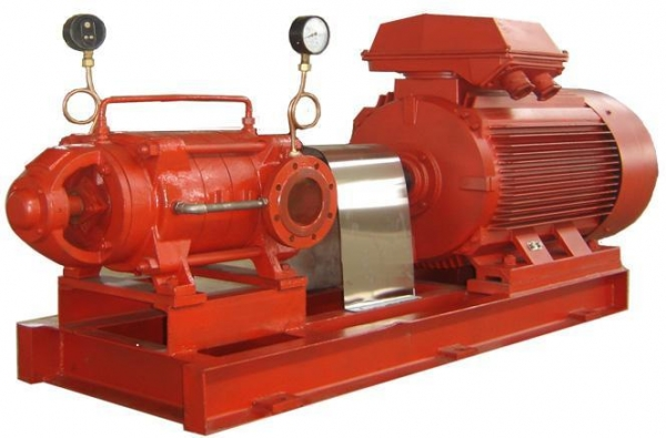 China Electric Fire Pump Multistage Type(pdf)