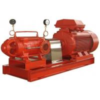 Buy cheap Electric Fire Pump Multistage Type(pdf) from wholesalers