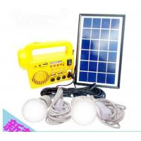 Best Solar Mulitifunctional Lighting System wholesale