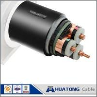 Quality Aluminium/Copper ConductorXLPE Power Cable IEC 60502 for sale