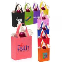 China Custom Promotional Printed Non-Woven Bags on sale