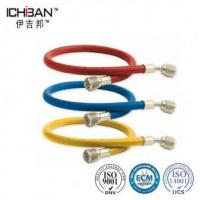 China ICHIBAN Refrigerant Charging hose for r12,r502 use charging hose with brass fitting on sale