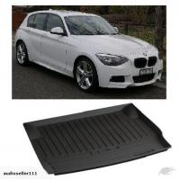 China 3D Boot Liner / Cargo Mat / Trunk liner Tray for BMW 1 SERIES F20 SEDAN 2011+ on sale