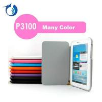 China Samsung Galaxy Tab 7.0 P3100 PU leather Book Cover on sale