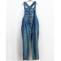 Quality Maternity Adjustable Waist Lined Jeans Overall for sale