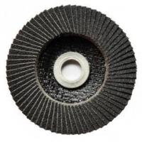 Silicon carbide flap disc