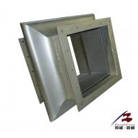 Quality Rectangular single-wave metal bellows for sale