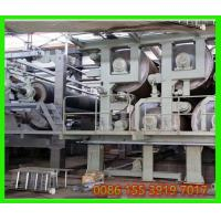 China used newsprinting paper machine on sale