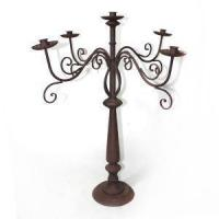China Antique Pillar Candle Holders on sale