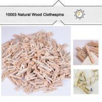Best Mini Small 25mm Natural Wood Cltohespins For Craft Ideas And Hobby Lobby wholesale
