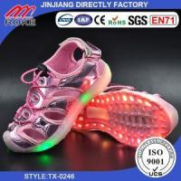 New Arrival Kids LED Shoes Boys Girls Luminous LED Flash Light Sandals