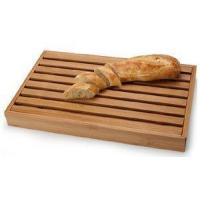 China Different Size Natural Compound Thicken Bamboo Bread Cutting Board or Chopping Board on sale