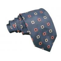 China Fashion Men's Silk Woven Stripe And Dots And Paisley And Classic Necktie on sale