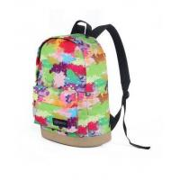 Quality New Design Colorful Printing Custom Logo Women Fancy Shoulder Travel Backpacks for sale