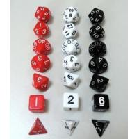 Quality Polyhedral Dice Set for sale