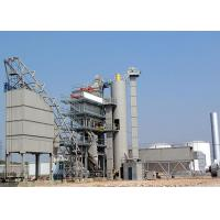 Quality Bypass Asphalt Mixing Equipment for sale