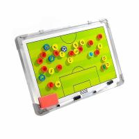 Quality Soccer goal equipment soccer coach magnet board for sale