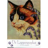 "China Handmade Counted cross stitch: Embroidery Cat"" Counted cross stitch: Embroidery Cat"" on sale"