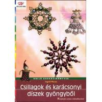 Quality Handmade Christmas ornaments crafts with beads: Beaded ornaments for sale