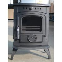 China HiFlame Indoor Freestanding Classic Cast Iron Wood Burning Stove With Boiler HF332B on sale