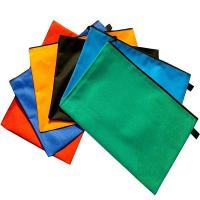 China Stationery Non-woven Zipper Bag on sale