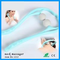 Buy cheap New Cheapest Manual Squeeze Adjustable Germa Neck Kneading Massager from wholesalers