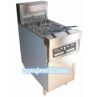 Quality Freezing Equipments Computerized 1-tank 2 Basket Eiectric Fryer for sale