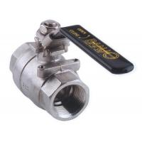 China 1/4 x 1/4 SS - 316 Two Piece Ball Valve - Full Port on sale