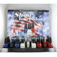 Best ASTOR SINFUL COLORS NAIL POLISH - SHOW YOUR COLORS NAIL ART PAINT x 27 wholesale