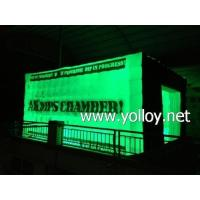 Best Inflatable Dome Tent Advertising LED Lighting Inflatable Cube Tent wholesale