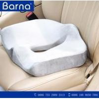 Quality Deluxe designed Orthopedic mesh fabric Memory Foam Seat Cushion with handle for sale