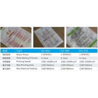 China Manual Printing Machine For Non Woven Flour Bag on sale