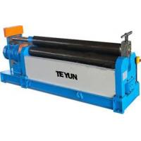 Quality W11- 3 Hydraulic plate rolling machine for pressure vessels for sale