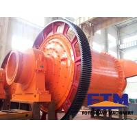 China Magnetic separation process Ball mills on sale