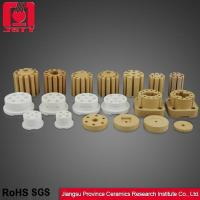 Quality Cordierite Ceramic Bobbin Used as Heating Insulator for sale