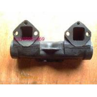 China Rail car exhaust systems 200566 Exhaust pipe middle for NT855 cummins engine Rail car on sale