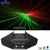 China 6in1 scan laser beam light on sale