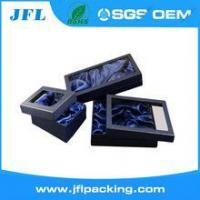 China Customized paper box window with lid on sale