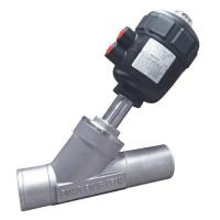 Buy cheap Welding Ends Angle Seat Valve from wholesalers