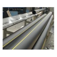 Quality PE pipe fittings plastic pipe drainage gas pipeline processing custom gas pipe engineering for sale