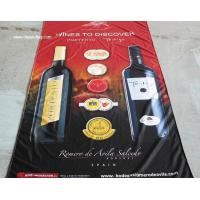 China Customized banner printing on sale