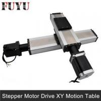 Quality factory sale ball screw motorized XY table for sale