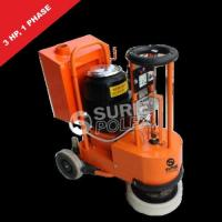 Quality Floor Polisher Orange 3HP/5HP With Tank for sale