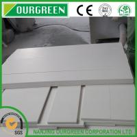 China High Density Rigid 4 X 8 Strong Nail-holding PVC Sheet For Furniture / Bathroom Cabinet on sale