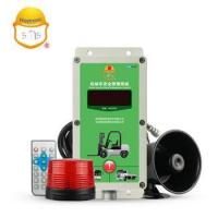 Quality Forklift vehicle safety speed limit over speed alarm device for sale