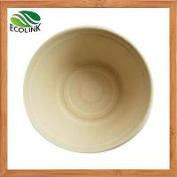 Quality Bamboo Pulp Bowls and Plates for Party for sale