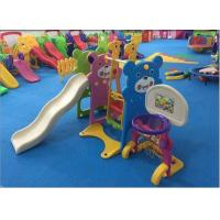 Best Child Bear Slide,ball Pool And Swing Combination wholesale