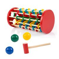 Best TOYS&GAMES Knock The Ball Off Ladder wooden toy wholesale